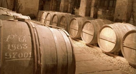 Cognac barrels crop2